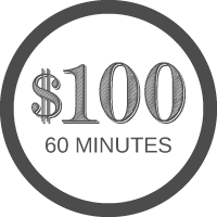 90 minute treatment for $95